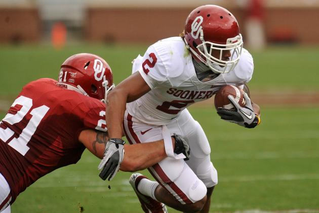 Oklahoma Football Notebook: Spring Game Format Set