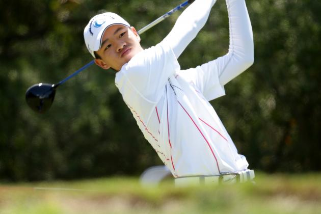Tianlang Guan: Why 14-Year-Old Is Already a Big Winner at the Masters