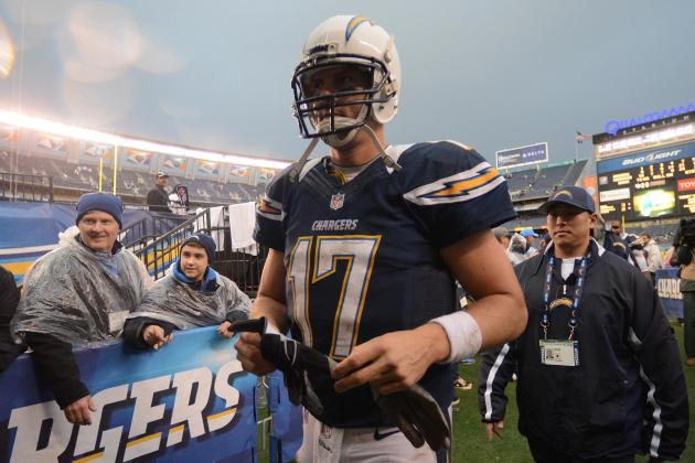 Chargers Setting Up Philip Rivers to Fail?