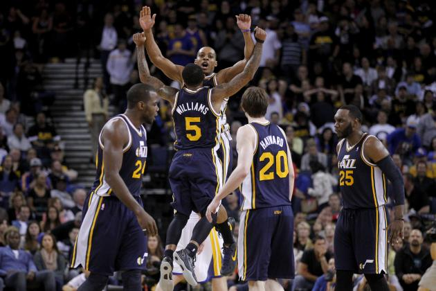 Utah Jazz Report Card: Jazz Rise to the Occasion vs. Golden State