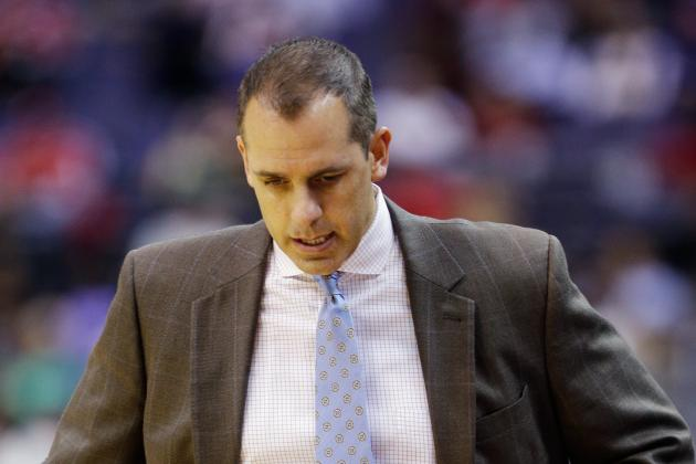 Indiana Pacers Coach Frank Vogel Admits Tired Team Needs to Rejuvenate