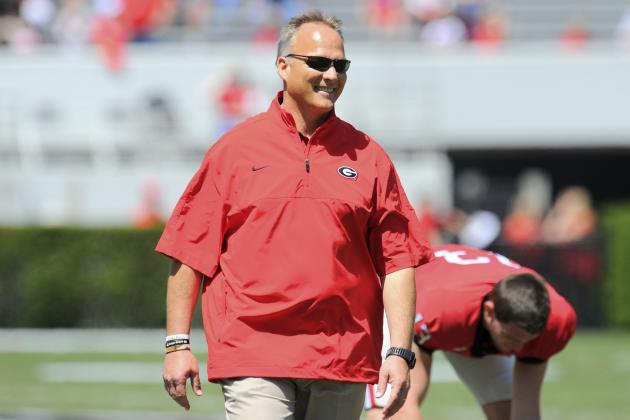 Georgia Gets First Commit for 2015