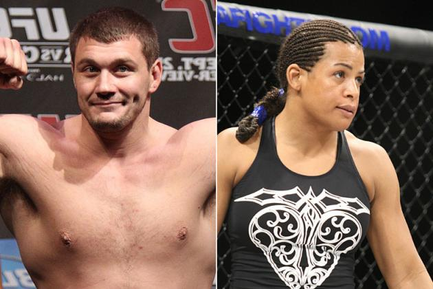 UFC's Matt Mitrione Says Transgender Fighter Fallon Fox Is a 'Disgusting Freak'