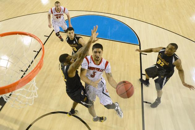 Louisville vs. Michigan: Breaking Down Peyton Siva-Trey Burke Battle