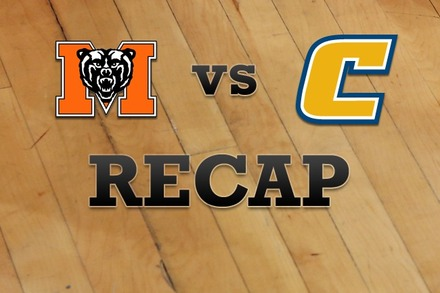 Mercer vs. Chattanooga: Recap, Stats, and Box Score