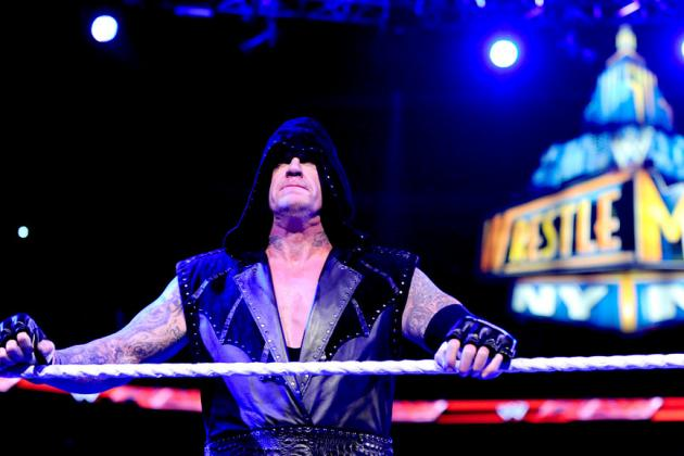 Undertaker: How Long Can He Stretch His WrestleMania Undefeated Streak?