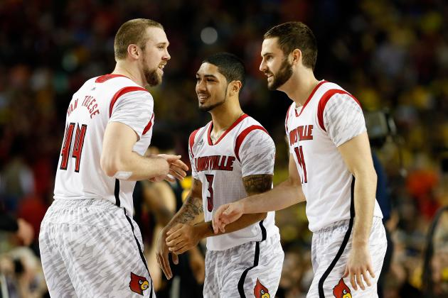 NCAA Championship Game 2013: Keys to Victory for Louisville and Michigan