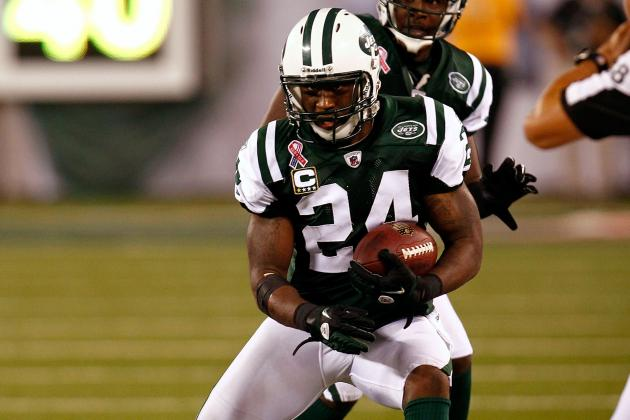 Bucs Willing to Give a 2013 First-Rounder for Revis, Jets Want a Lot More