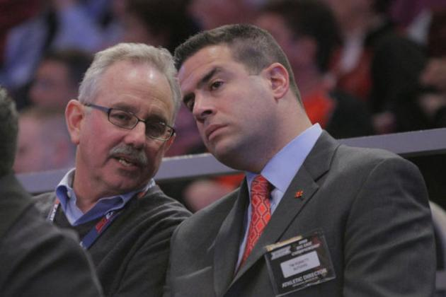 Carl Kirschner Named Rutgers Interim AD for Second Time