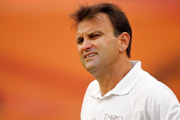 Drew Rosenhaus: Dolphins Drafting OT First