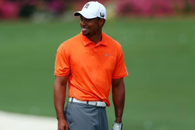 Masters Predictions 2013: Predicting Which Golfer Will Lead After Each Day