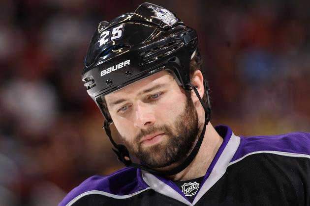 Kings Activate Dustin Penner