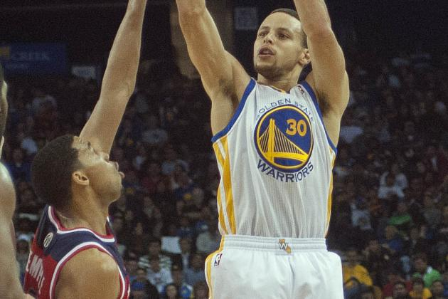 Curry Needs to Shoot More with Game on the Line