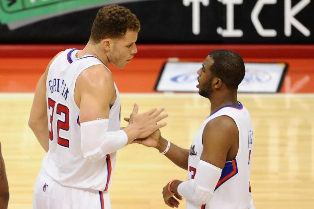 Clippers Staged Argument to Squash Chemistry Rumors