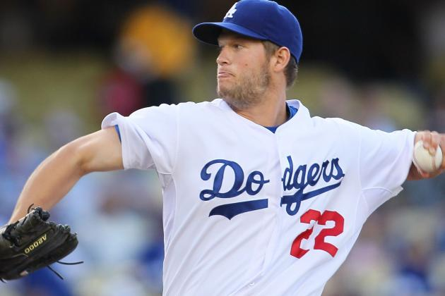 Clayton Kershaw, Chris Davis, MLB players of theweek
