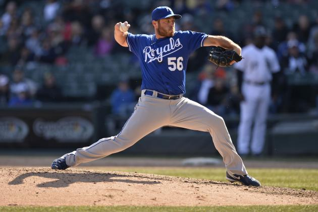 Greg Holland Is Still the Royals' Closer