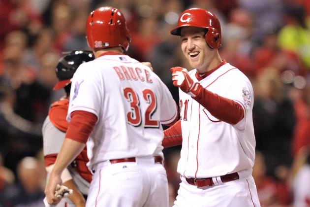 The Overwhelming Positivity of the Cincinnati Reds' Opening Week Homestand