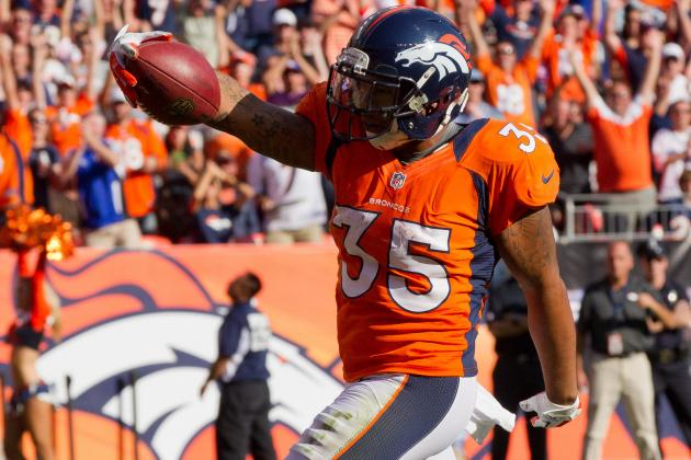 RB Lance Ball Re-Signs with Broncos