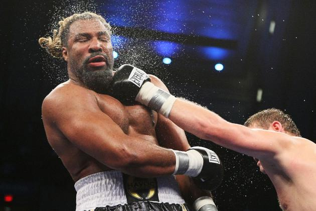 Shannon Briggs Smacked with $420K Lawsuit