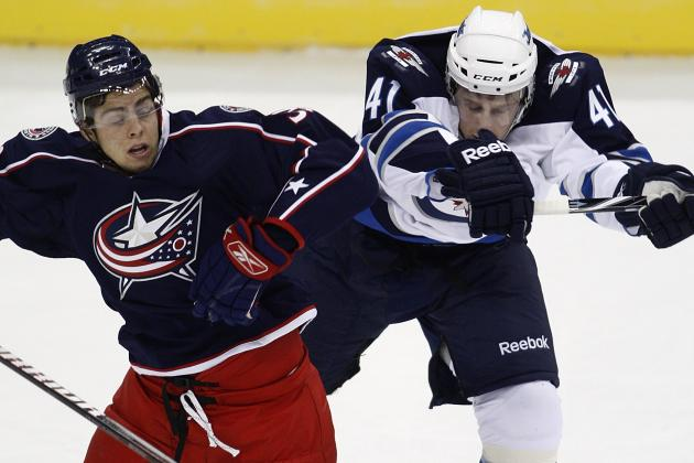 Blue Jackets Add Center Michael Chaput to the Roster on Emergency Recall