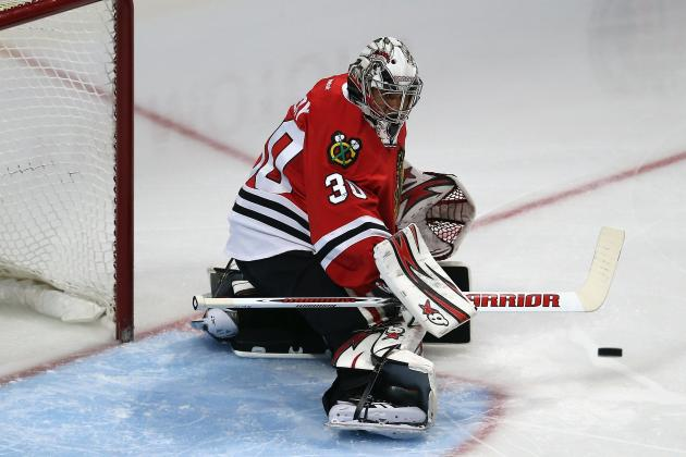Debate: Is Platooning Goalies in the Playoffs a Good Idea?