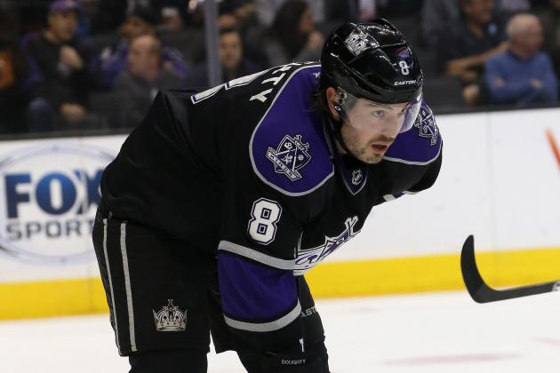 Doughty on LA Outdoor Game: 'I Don't Understand How That Would Work'