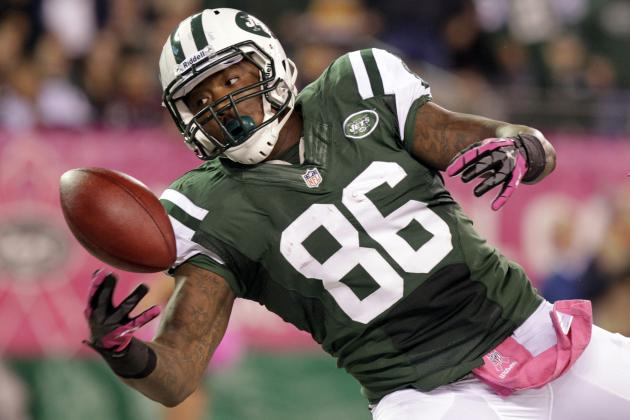 Jets TE Jeff Cumberland Signs 1-Year RFA Tender