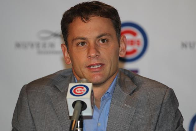 Cubs GM Still Considering Draft Options