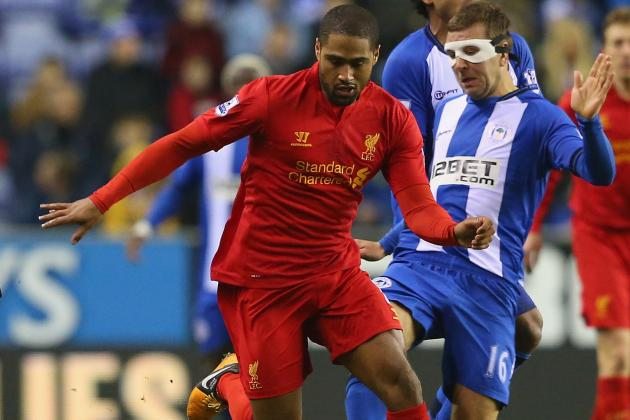Glen Johnson: Liverpool Heading in Right Direction Under Brendan Rodgers