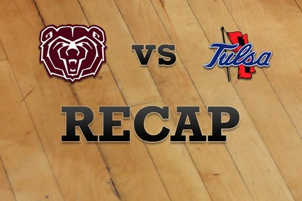 Missouri State vs. Tulsa: Recap, Stats, and Box Score