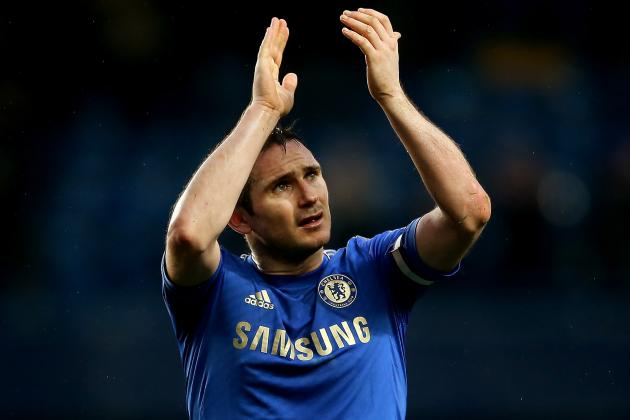 Frank Lampard: Who Should Replace the Midfielder at Chelsea?