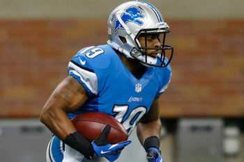 Receiver Brian Robiskie released by the Detroit Lions
