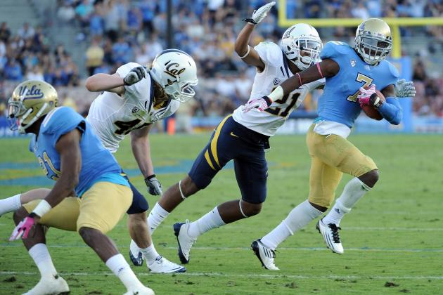 UCLA Football: Did Tevin McDonald's Departure Cripple the Bruins' D for 2013?