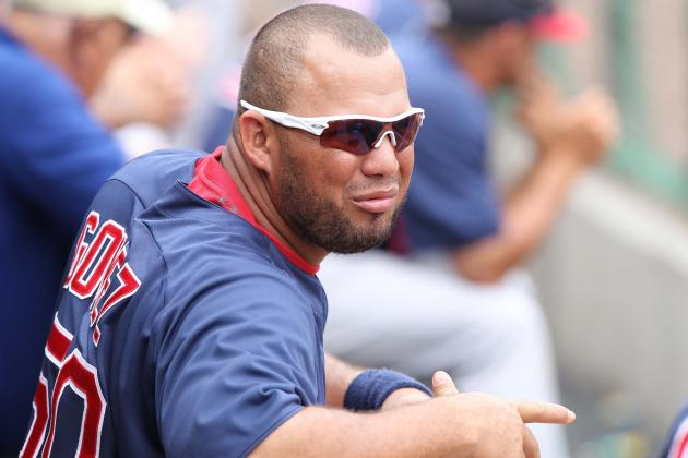 Boston Red Sox Lose Infielder Mauro Gomez on Waivers to the Toronto Blue Jays