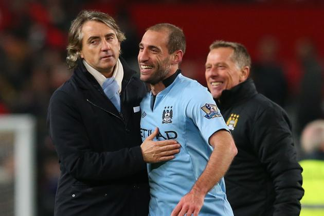 Mancini Targets Next Season's Title