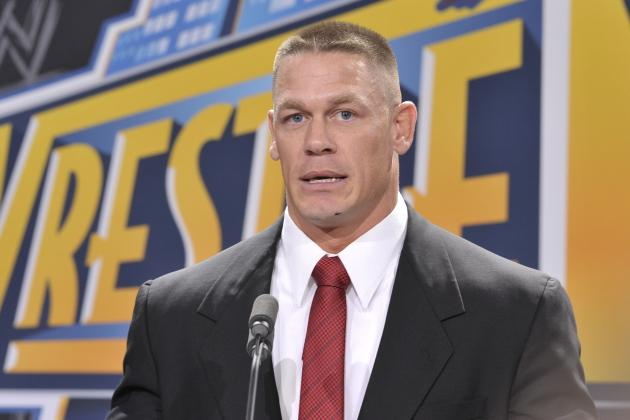 John Cena's Stale Character Is Holding the WWE Back