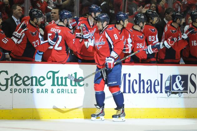 Washington Capitals' Keys to Clinching a Playoff Spot