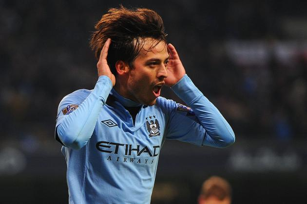 Why David Silva Was the Key Player as Manchester City Beat United