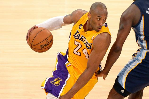 Kobe Bryant States He Could Play Another 5 Years