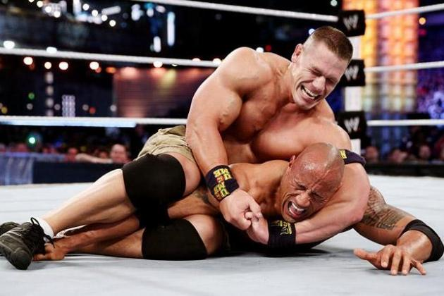 The Rock vs. John Cena Results: Main Event Abused PPV Rules for Epic Matches