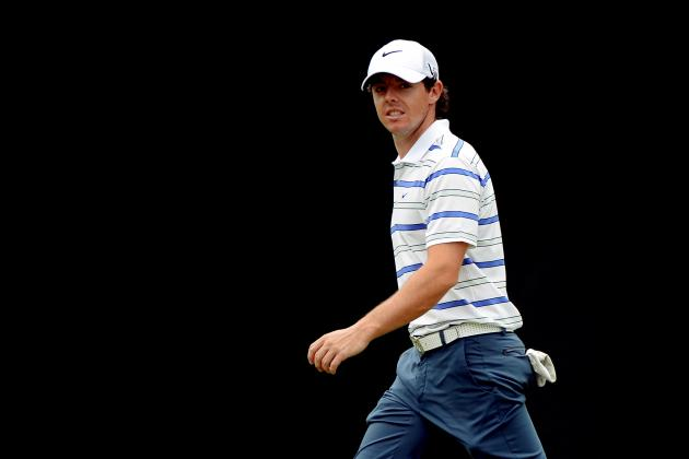 Rory McIlroy's 2013 Struggles Will Continue at Masters in Augusta