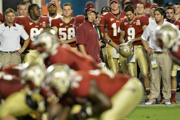 FSU's Second Spring Scrimmage Featured Physical 'Bloodbath' on Goal-Line