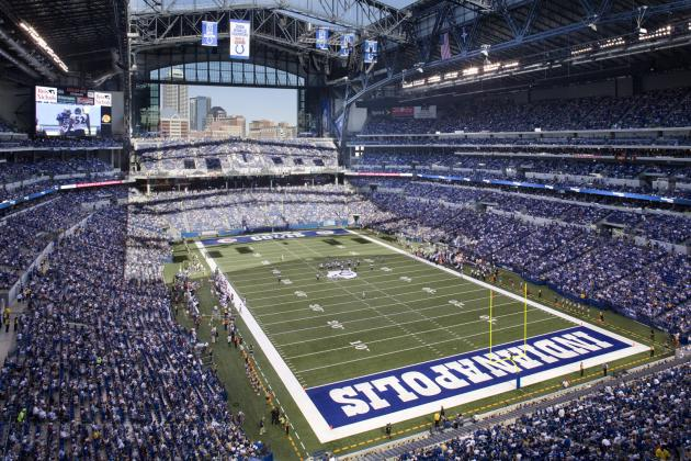 Colts, Indianapolis Agree on Stadium Improvements