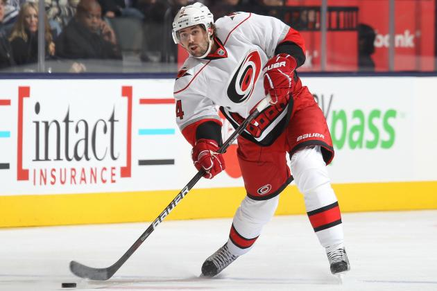 Carolina Hurricanes: A Graphic Analysis of Jamie McBain's Defensive Mistakes