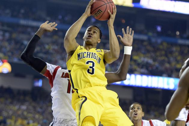 Watch Nat'l Title Live: U-M vs. L'Ville
