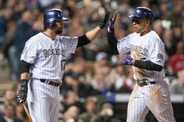 ESPN Gamecast: Rockies vs. Giants