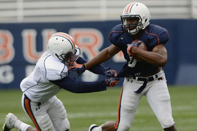 Auburn Football: Fixing Tigers' Tackling Is Not Coming Easy This Spring