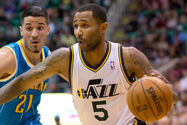 Mo Williams Says Jazz Should 'Embrace' Playoff Challenge