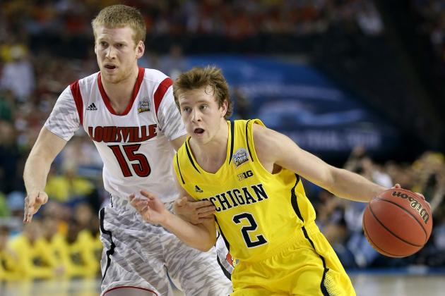 Spike Albrecht: Michigan Frosh Dominates First Half of NCAA Title Game Loss