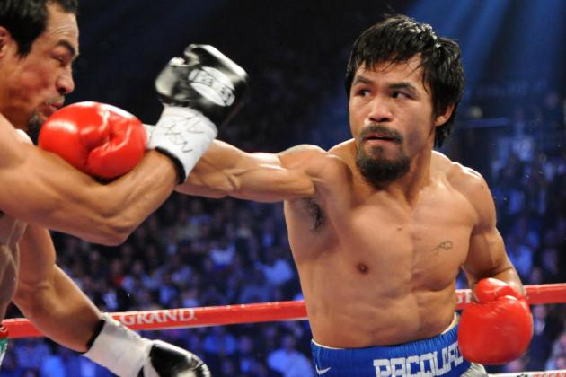 Arum to Make an Announcement About Pacquiao's Next Opponent This Week